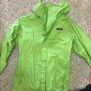 Patagonia rain coat